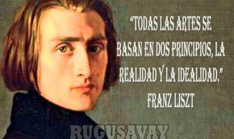 Frases de Franz Liszt