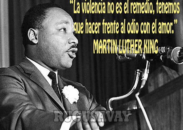 Frases De Martin Luther King Jr