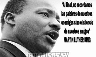 Frases De Martin Luther King Jr.