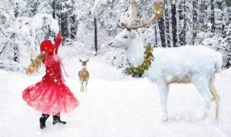 Mensajes de vacaciones de invierno para niños