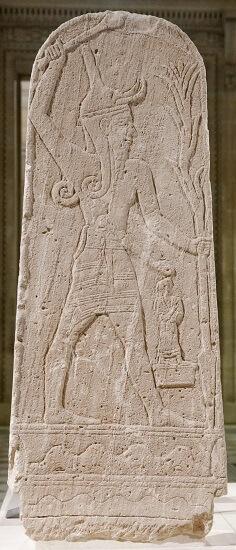 Quien es Baal? Hechos de Baal en Mitología