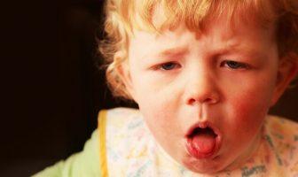 Síntomas de tos ferina en niños