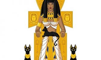 Datos de Bastet Egyptian Goddess