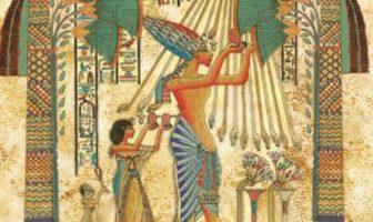 Datos egipcios de Dios Amun