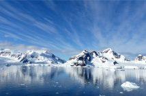 ¿Cómo cambia el hielo la superficie de la Tierra?