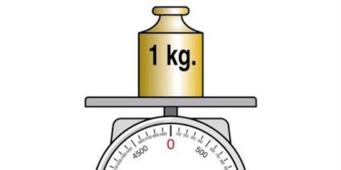 medidas de peso libras a kilos