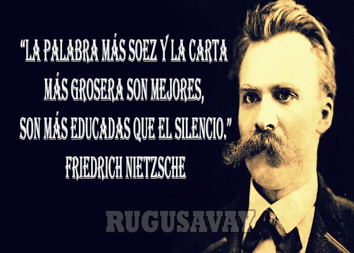 Frases De Friedrich Nietzsche Mejores Citas De Friedrich Nietzsche