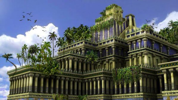 Informacion Sobre Los Jardines Colgantes De Babilonia
