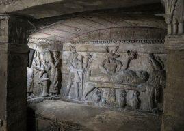 Información Sobre Catacumbas de Kom el Shoqafa