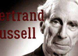 Quien Fue Bertrand Russell – Vida y obra del filósofo inglés