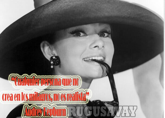 Frases de Audrey Hepburn
