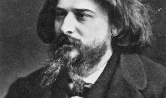 Biografía y escritos de Alphonse Daudet (novelista francés)