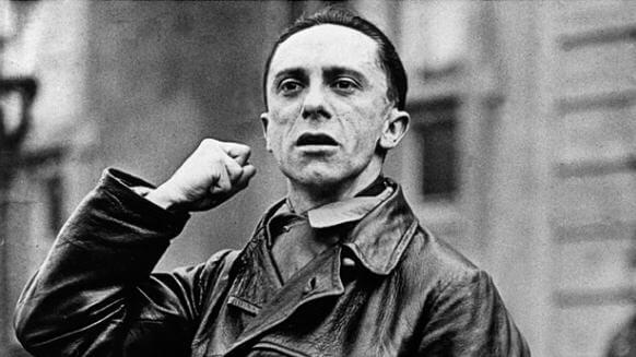 Frases De Joseph Goebbels