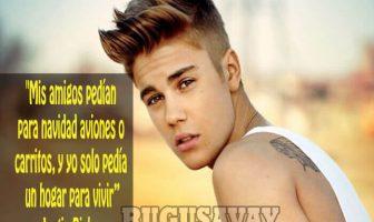 Frases de Justin Bieber