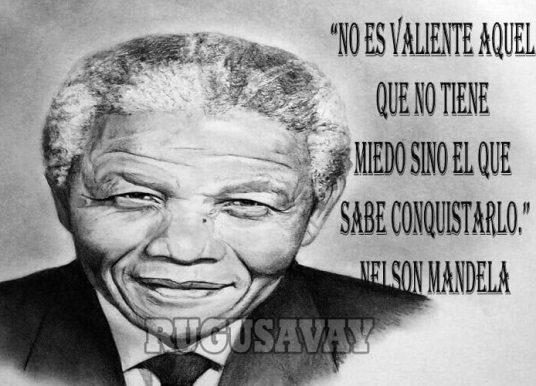 5 rasgos, habilidades y cualidades del estilo de liderazgo de Nelson Mandela