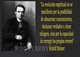 Frases de Rudolf Steiner – Filósofo, científico, educador, artista, esoterista..