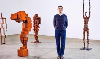 Frases de Antony Gormley