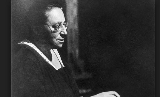 Frases de Emmy Noether (German mathematician )