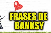 Frases de Banksy - Artista callejero, activista político y director de cine anónimo residente en Inglaterra