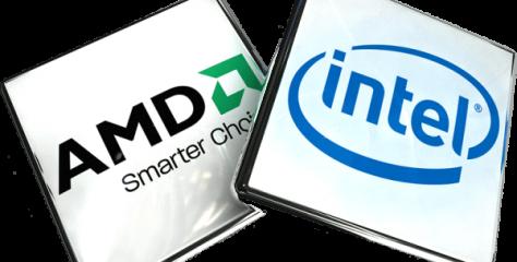 Diferencia Entre AMD e Intel