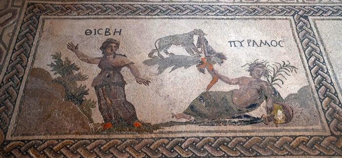 Resumen De Píramo Y Tisbe Metamorfosis De Ovidio