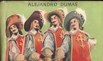 Alejandro Dumas, Los Tres Mosqueteros