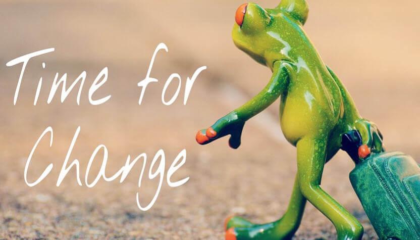 Frases Sobre El Cambio En La Vida