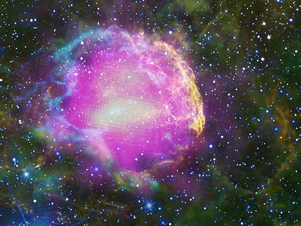 Supernova: Formación y Propiedades