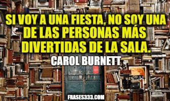 Frases de Carol Burnett