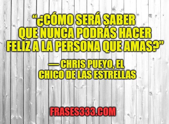 Frases de Chris Pueyo