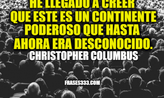 Frases de Christopher Columbus