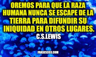 Frases de C. S. Lewis