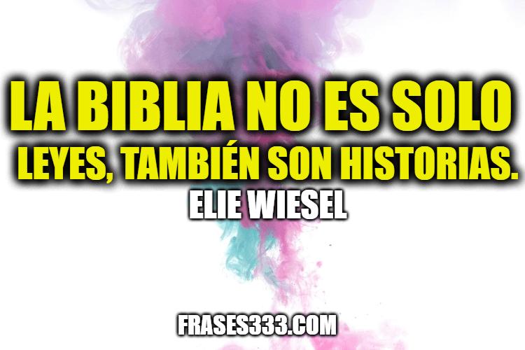 Frases de Elie Wiesel
