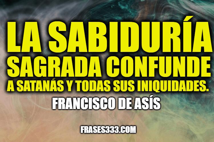 Frases De Francisco De Asís
