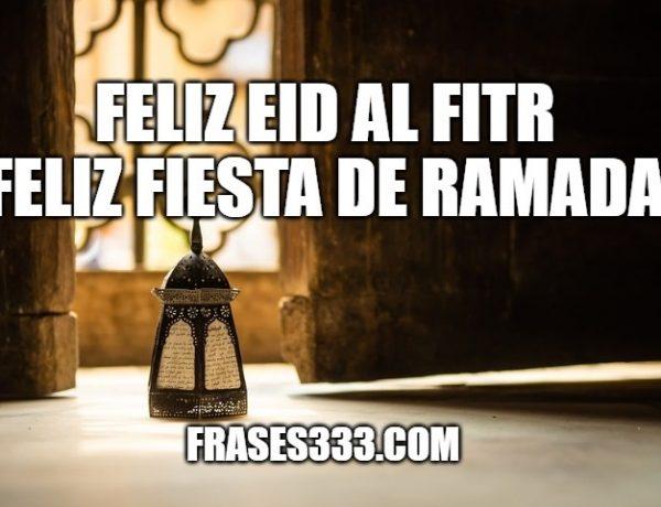 Feliz Eid al Fitr Mensajes