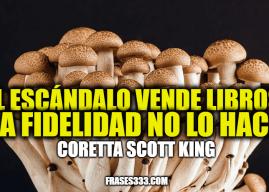 Frases de Coretta Scott King