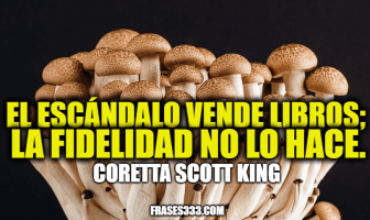 Frases de Coretta Scott King