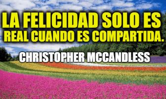Frases de Christopher McCandless