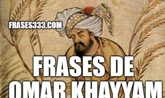 Frases de Omar Khayyam