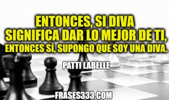 Frases de Patti LaBelle