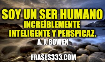 Frases de A. J. Bowen