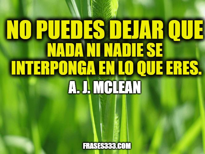 Frases de A. J. McLean
