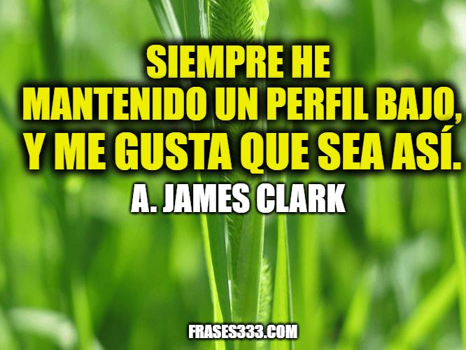 Frases de A. James Clark
