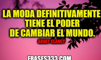 Frases de Abbey Clancy