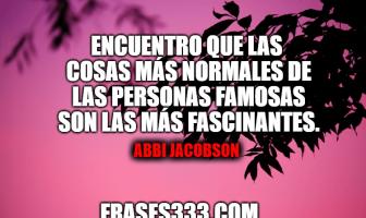Frases de Abbi Jacobson