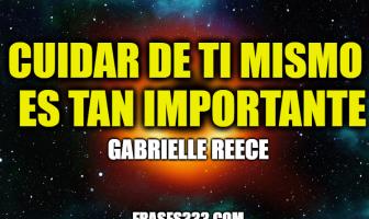 Frases de Gabrielle Reece