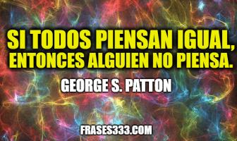 Frases de George S. Patton