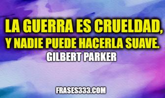 Frases de Gilbert Parker