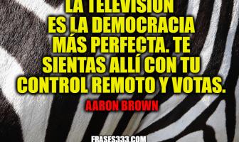 Frases de Aaron Brown