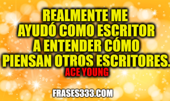 Frases de Ace Young